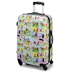 Disney Luggage - Comic Strip Rolling Mickey Mouse Suitcase  -- 26''