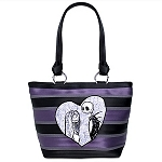 Disney Harveys Bag - Carriage Ring Tote - Jack & Sally