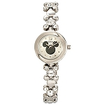 Disney Wrist Watch - Mickey Mouse Crystal Link