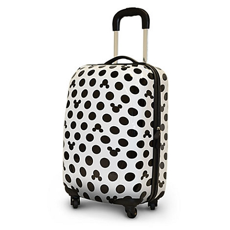 Disney Rolling Luggage - Mickey Mouse Icon - 20''
