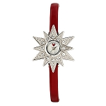 Disney Wrist Watch - Mickey Mouse Icon Star - Red