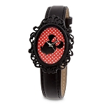 Disney Wrist Watch for Women - Minnie Mouse Silhouette