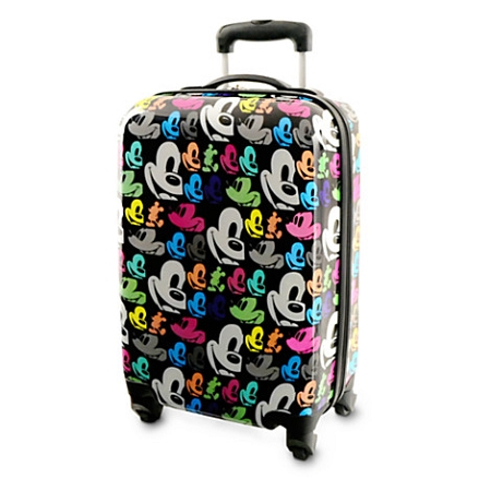 Disney Rolling Luggage Pop Art Mickey Mouse 20