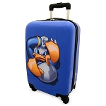 Disney Rolling Luggage - Donald Duck Stow-Away Luggage - 20