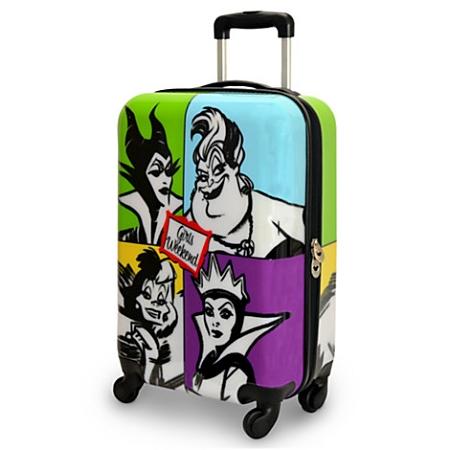 Disney Rolling Luggage Villains Girls Weekend 20 Quot