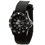 Disney Wrist Watch for Men - Mickey Mouse Sport Watch - Black