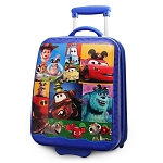 Disney Rolling Luggage - Pixar Character Luggage - 20''
