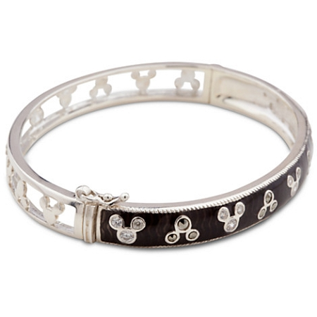 Disney Bangle Bracelet - Mickey Mouse Icon Bangle by Judith Jack