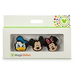 Disney Magic Band - Magic Sliders - Mickey Mouse Minnie Mouse Donald