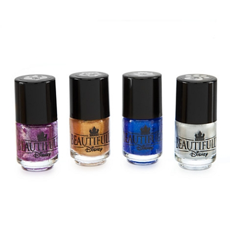 Disney Nail Polish Set - Beautifully Disney - Tangled Web