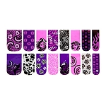 Disney Nail Appliqués - Beautifully Disney - Tangled Web