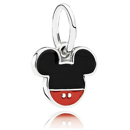 Disney Pandora Charm - Mickey Mouse Icon