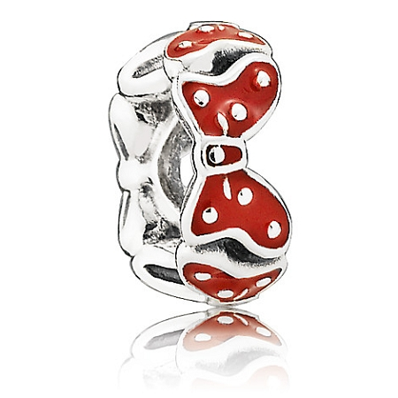 Disney Pandora Charm - Minnie Mouse - Minnie Bows Spacer