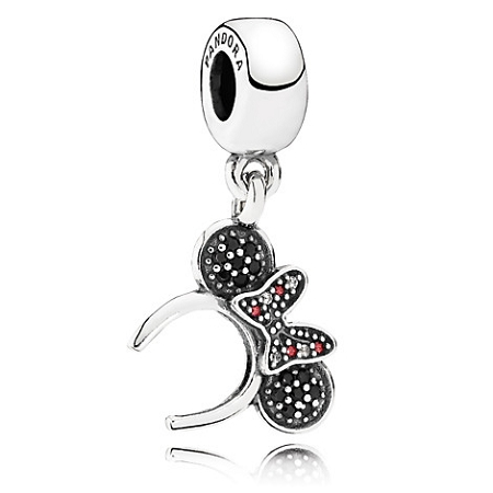 Disney Pandora Charm - Minnie Mouse Headband