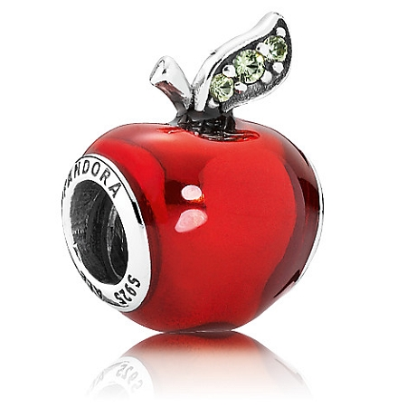 Disney Pandora Charm - Snow White Apple