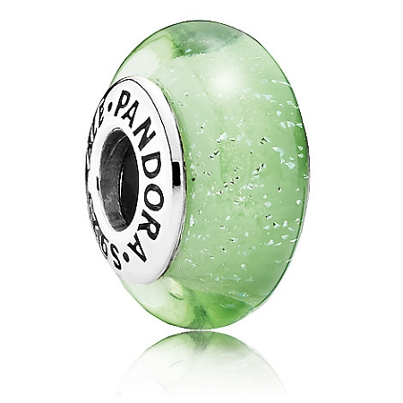 Disney Pandora Charm - Tinker Bell Signature Color