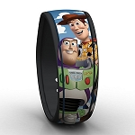 Disney Magic Band - Toy Story - Buzz and Woody