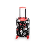 Disney Rolling Luggage - Mickey and Minnie Mouse Faces - 21