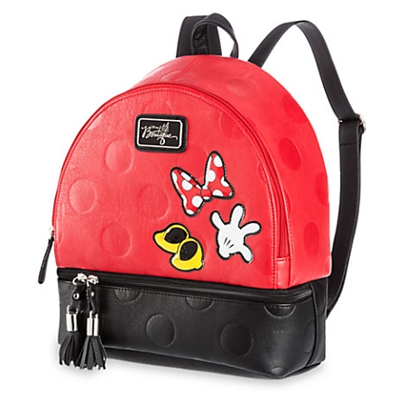 278a8fc2957 Disney Boutique Backpack Bag - Minnie Mouse - Minnie Mania