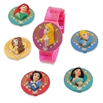 Disney Watch Set for Kids - Princess - Interchangable