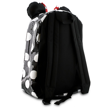 Disney Backpack Bag - Minnie Mouse - Sequined with Ears and Bow. Tap to  expand. Add to Wish List a9e0b405acf5c