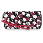 Disney Wallet - Minnie Mouse Icons - Black, White and Red