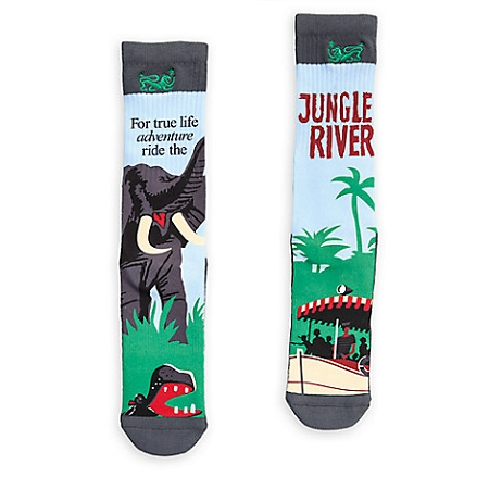 Disney Socks for Men - Twenty Eight & Main - Jungle Cruise