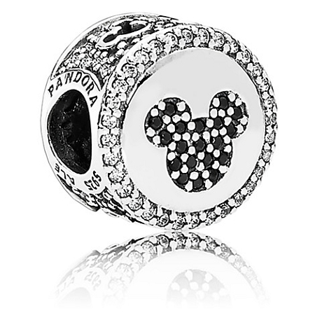 Disney Pandora Charm Mickey Amp Minnie Mouse Icon
