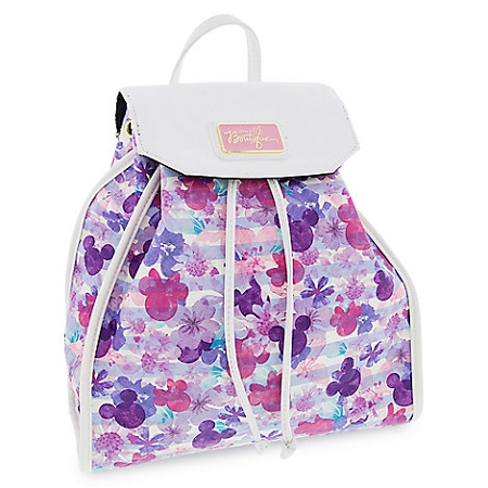 Add to My Lists. Disney Boutique Backpack - Floral Mickey and Minnie Mouse a584139da6b17