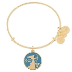 Disney Alex and Ani Bracelet - Merida - Be Forever Brave - Gold