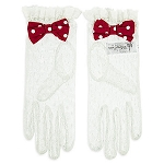 Disney Gloves for Women - Minnie Mouse Lace