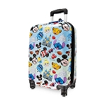 Disney Rolling Luggage - Disney Emoji - 20