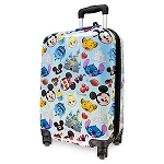Disney Rolling Luggage - Disney Emoji - 26