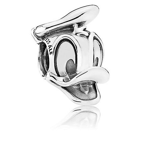 Disney Pandora Charm - Donald Duck Portrait-Pand-C9608