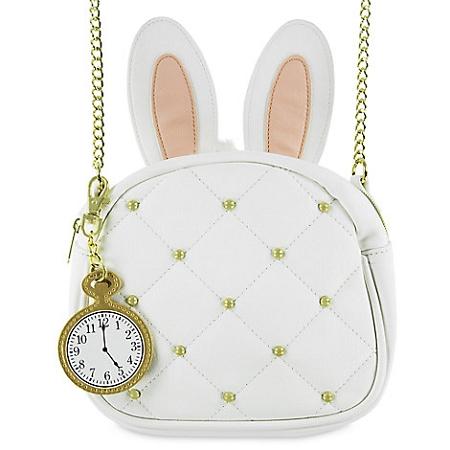 Disney Loungefly Bag - Alice in Wonderland - White Rabbit - Handbag cb6c730e377d0