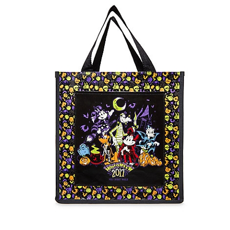Disney Halloween Tote Bag - 2017 Mickey and Friends