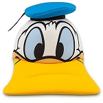 Disney Hat - Foam Cap - Sculptured Donald Duck