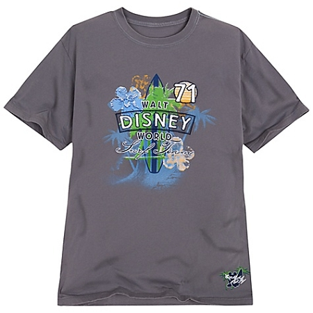 Disney Shirt for MEN - Surf Team Walt Disney World