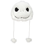 Disney Hat - Fuzzy - Jack Skellington