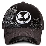 Disney Baseball Cap - Jack Skellington Hat