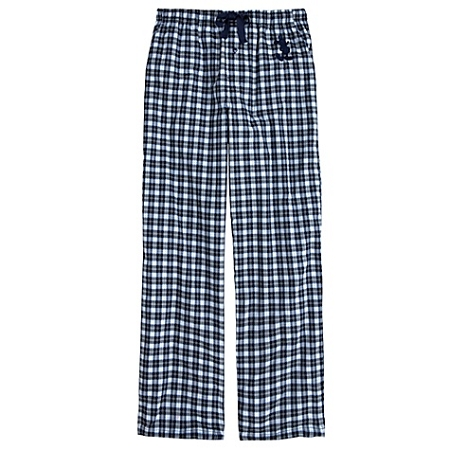 Disney Lounge Pants for MEN - Plaid Mickey Mouse