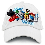 Disney Hat - Baseball Cap - Best of Mickey Hat