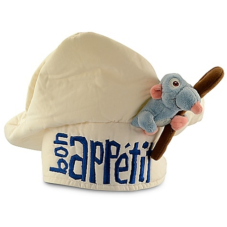 Disney Hat - Remy Chef Hat - Ratatouille