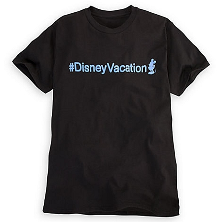 Disney Shirt for MEN - Disney Vacation Tee - Black