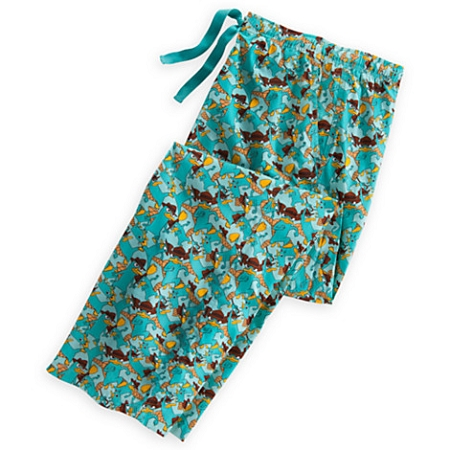Disney Lounge Pants for Men - Perry - Phineas and Ferb