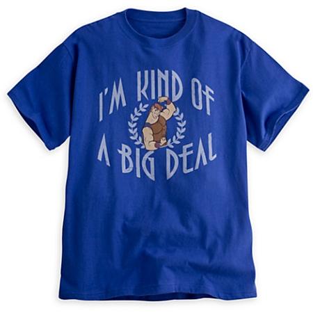Disney Shirt For Adults Hercules I M Kind Of A Big Deal