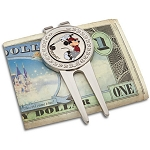 Disney Money Clip - Mickey Mouse Golf