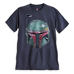 Disney Shirt for Adults - Star Wars - Boba Fett Helmet Tee