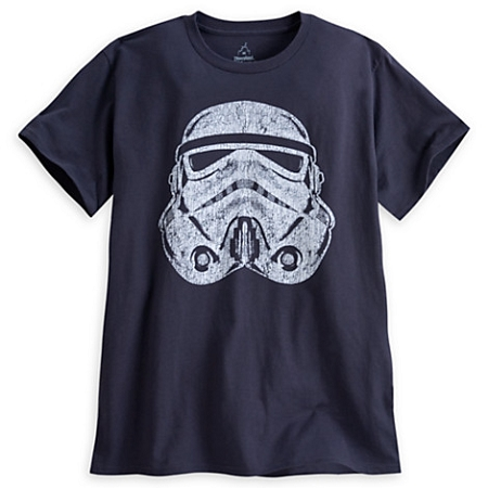 Disney Shirt for Adults - Stormtrooper - Star Wars - Grey