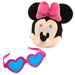 Disney Hat - Plush Hat - Minnie Mouse with Glasses